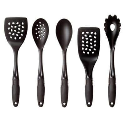 Silicone + Nylon Cooking Tools