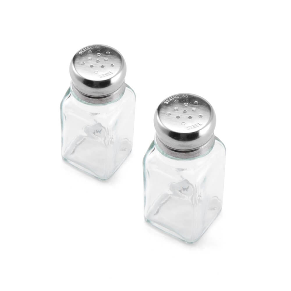 Fucking salt and pepper shakers