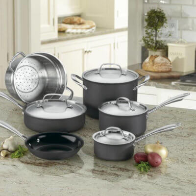 Pots + Pans