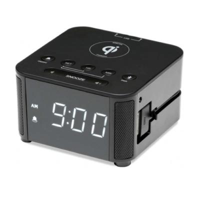 Alarm Clocks + Radios
