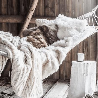 Throws + Decorative Pillows