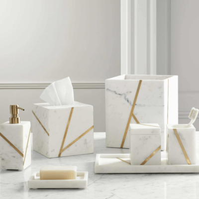 Mont Blanc/Marble Brass Collection