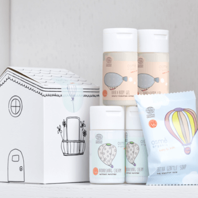 Osmè Baby + Kids Organic Collection