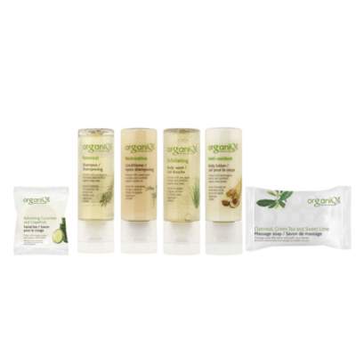 OrganiQ Spa Collection
