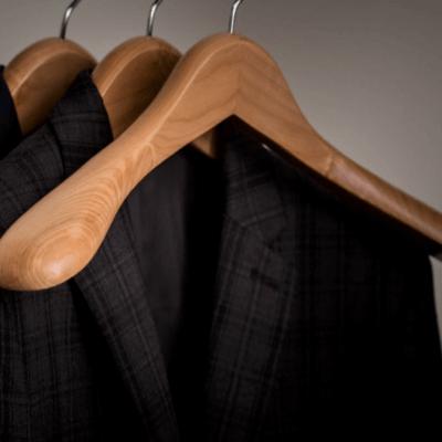 Contour Wood Hangers