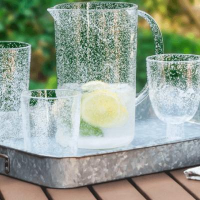 Fizz Acrylic Drinkware