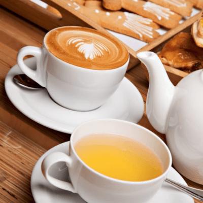 Coffee + Tea