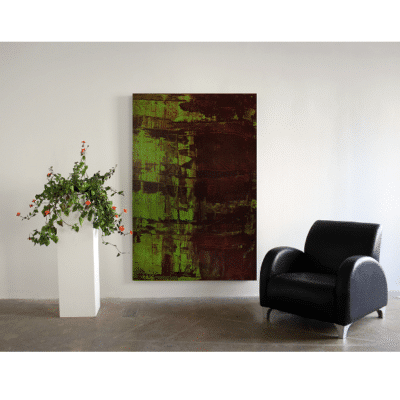 Large Paintings Unframed
